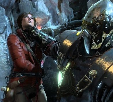 Rise of the Tomb Raider - The Deathless Ones