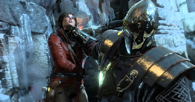 Image result for rise of the tomb raider the deathless