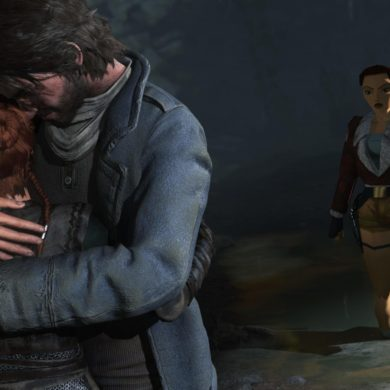 Rise of the Tomb Raider - Alternate Stories