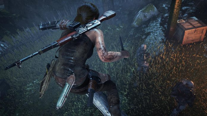 Rise of the Tomb Raider - DOWN N DIRTY