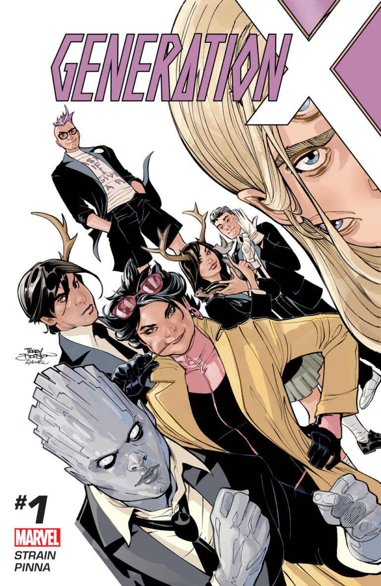 Generation X 1 Cover