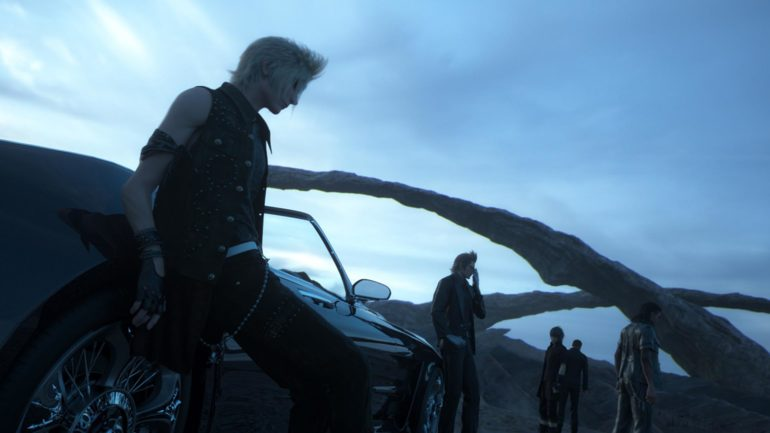 Final Fantasy XV - The Boys are Back