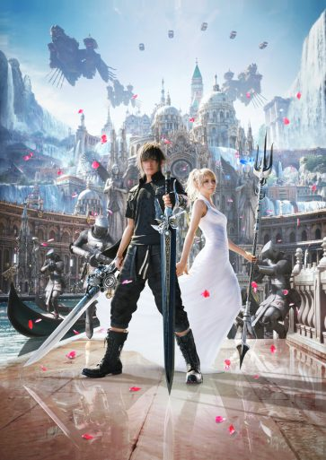 Final Fantasy XV - Noctis & Freya