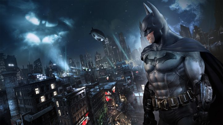 Batman: Return to Arkham - The Bat