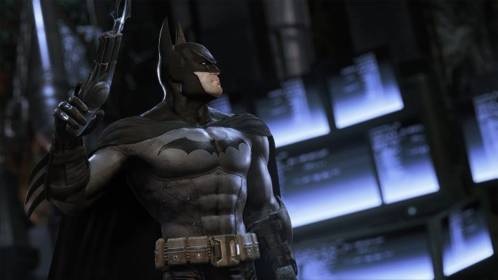 Batman: Return to Arkham - Batman