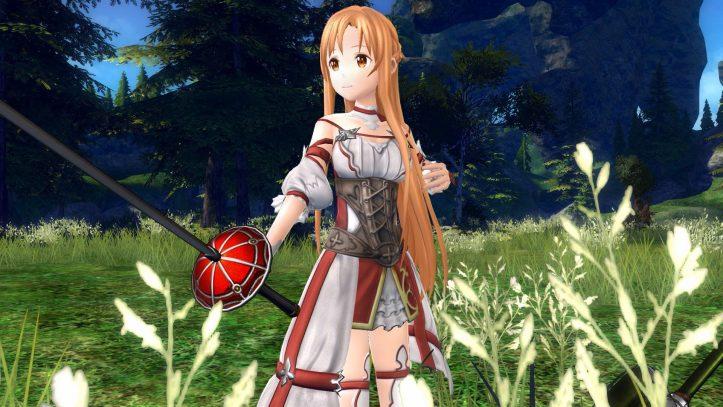 Sword Art Online: Hollow Realization - Asuna