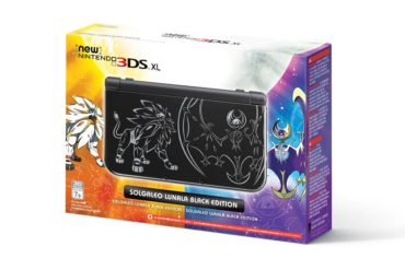 New Nintendo 3DS - Pokémon Sun & Moon