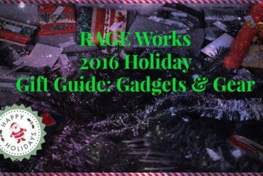 GG XMAS 2016 Gadgets Gear