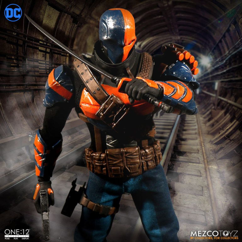 One12 Deathstroke 2