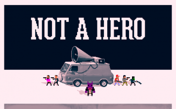 31 Days of Gaming - Not a Hero