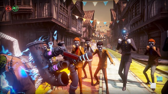 31 Days of Gaming - We Happy Few