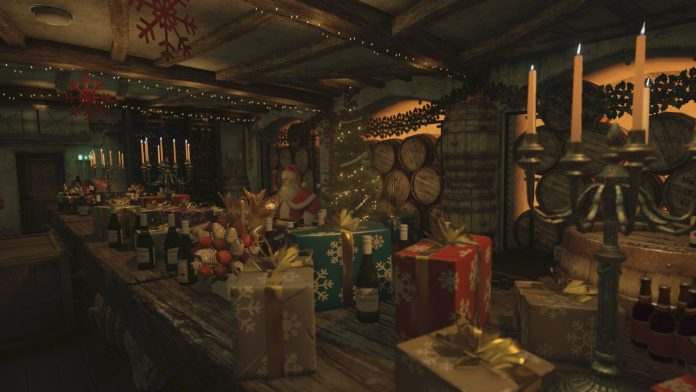 R.A.G.E. Works SlickStream - Holiday Hoarders