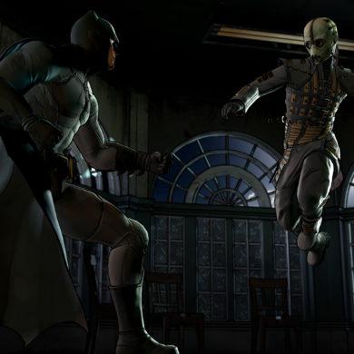 R.A.G.E. Works SlickStream - Batman vs Lady Arkham