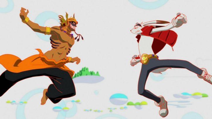 31 Days of Anime - Love Machine vs King Kazama