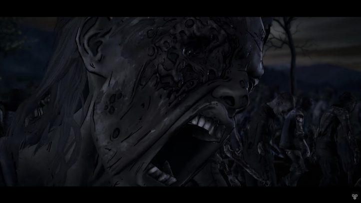 The Walking Dead: A New Frontier - Zombie