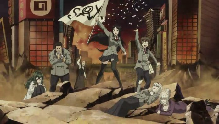 31 Days of Anime - Shimoneta