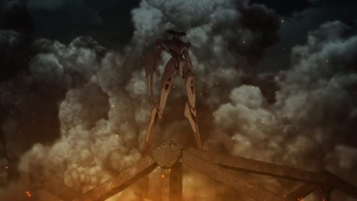 31 Days of Anime - ALDNOAH.ZERO 02