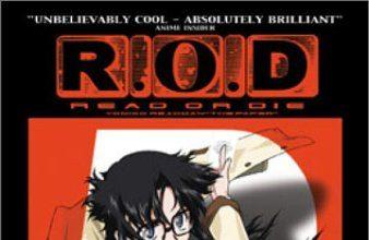 Read Or Die - cover