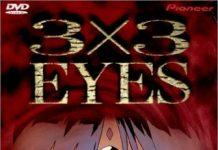 31 Days of Anime - 3x3 Eyes