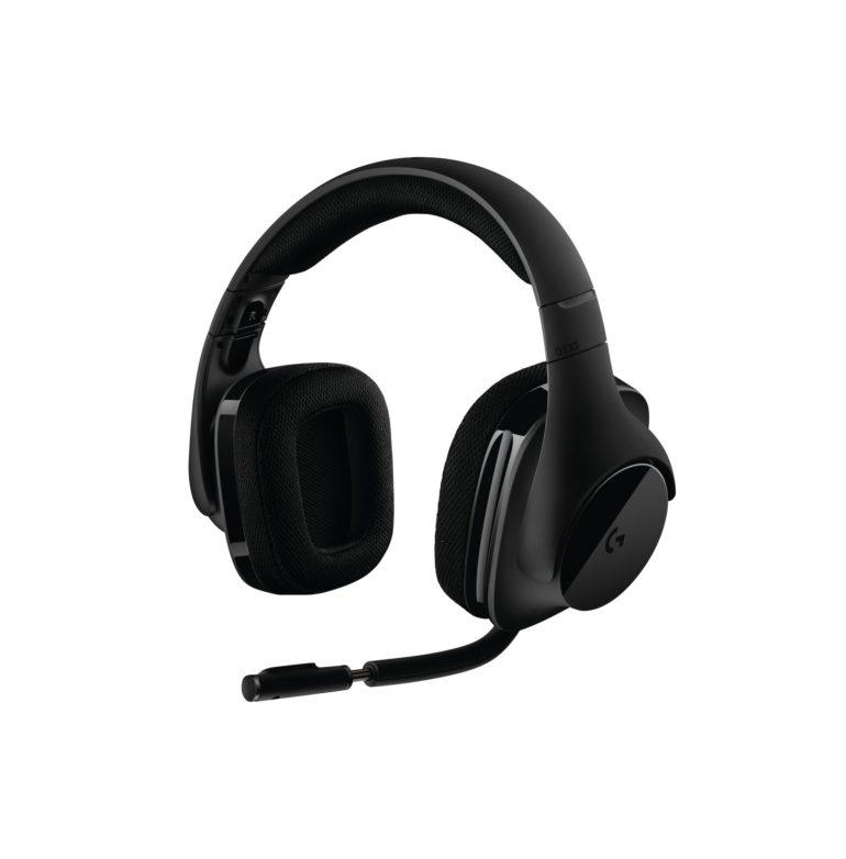Logitech G533 Wireless Gaming Headset Image 1