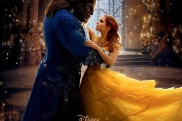 Beauty The Beast 2017 Live Action Poster