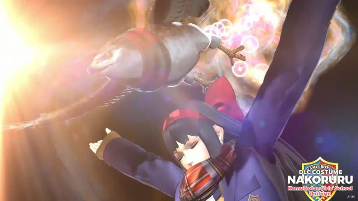 King of Fighters XIV - Nakoruru