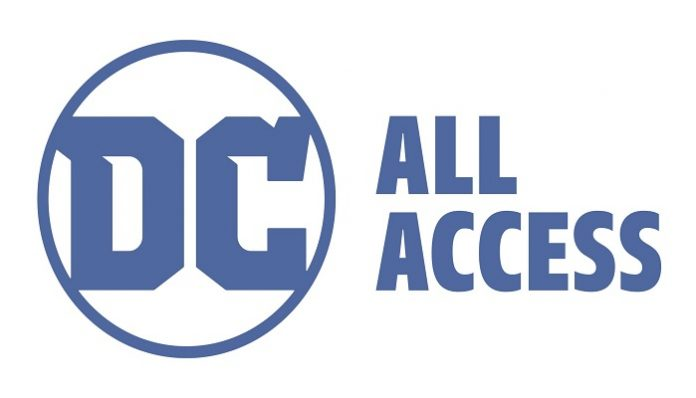 DC All Access logo