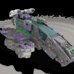 TRYPTICON Spaceship Mode