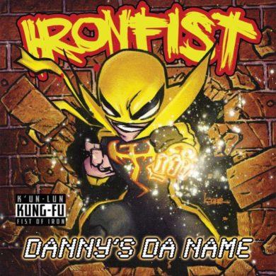 Iron Fist 1 Andrews Hip Hop Variant
