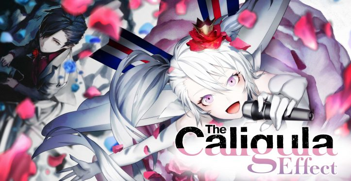 The Caligula Effect - logo