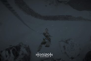 Horizon Zero Dawn - rappel