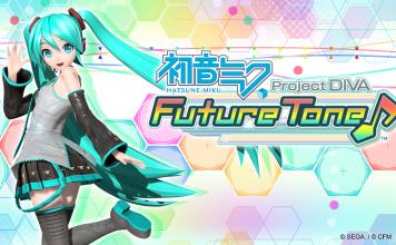 Hatsune Miku: Project DIVA Future Tone - logo