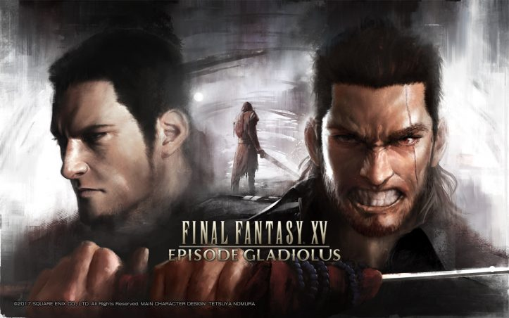 Final Fantasy XV - Episode Gladiolus