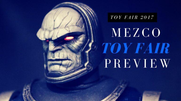Mezco Preview