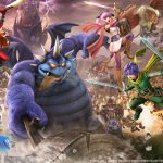 Dragon Quest Heroes II - Key art