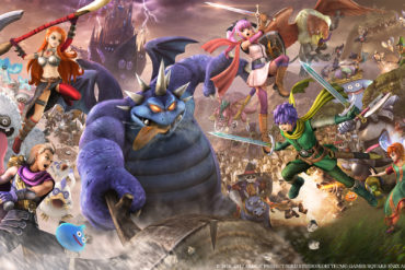Dragon Quest Heroes II - Key art