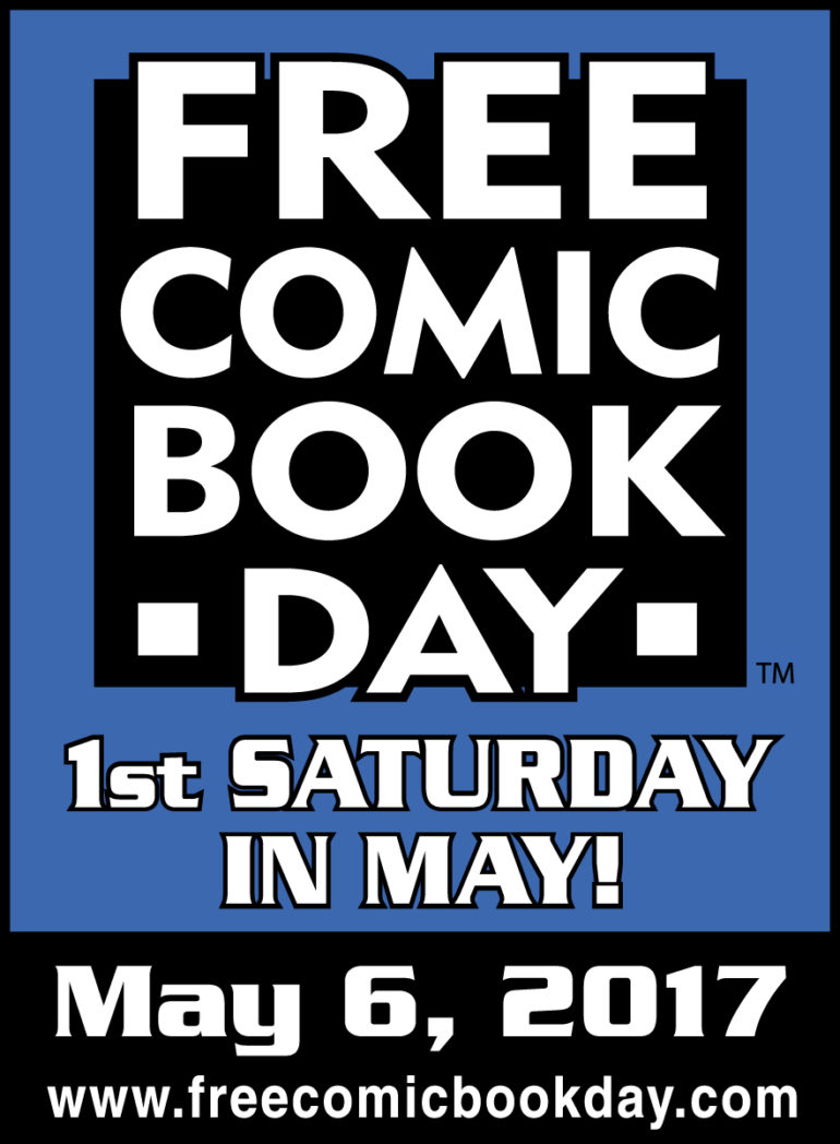 FreeComicBookDay2017