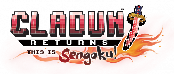 Cladun Returns: This Is Sengoku! - logo
