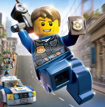 LEGO City undercover - packshot