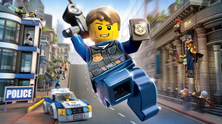 LEGO City undercover - packshot