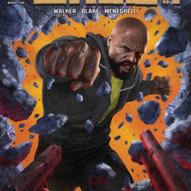 Luke Cage 1 Cover