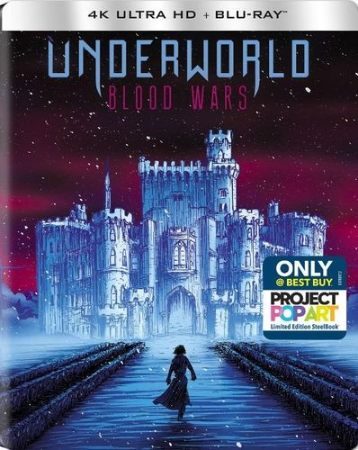 Underworld: blood Wars - 4K steelbook