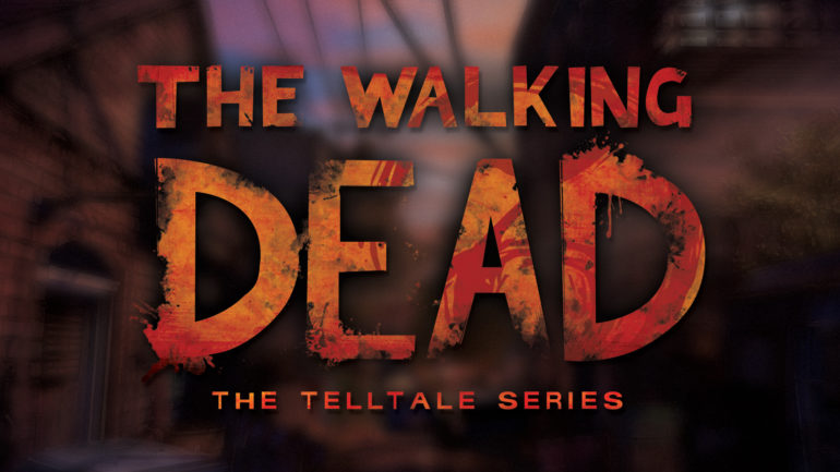 The Walking Dead: The Telltale Series - logo