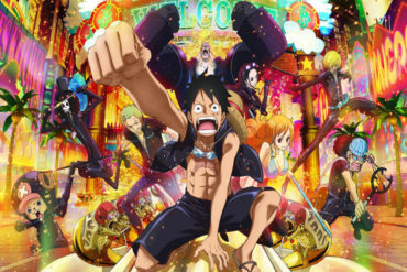 One Piece Film Gold - cover
