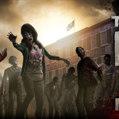 The Walking Dead: Season 1 - Episode 5 banner