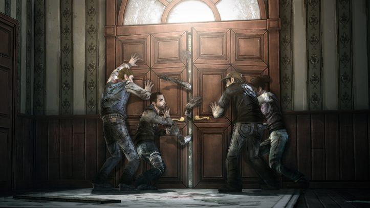 The Walking Dead: Season 1 - Walkers at the gate