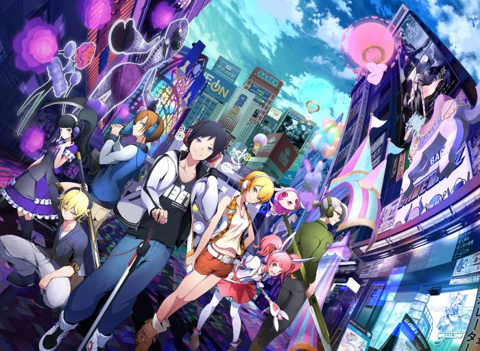 Akiba's Beat - Key Art