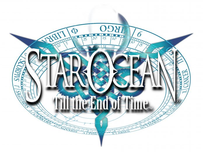 Star Ocean: Till the End of Time - logo