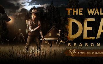 The Walking Dead: Season 2 - Episode 1 logo