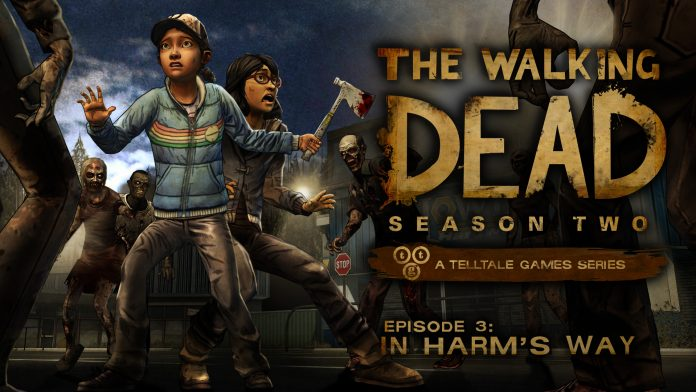 The Walking Dead: Season 2 - In Harm's Way